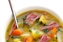 Lunch and Dinner Soups