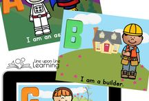 *My Boom Line upon Line Learning Store* / These are my products available for sale in the Boom! Learning Store.