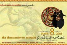 Arangetrams by Ōviya Design Studio / Invites, cards, programs, guestbooks etc. / by Oviya
