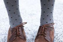 чулки и туфли