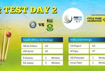 Paytm Freedom Series India vs. South Africa