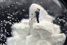 Snow Globe Cute - Decoration