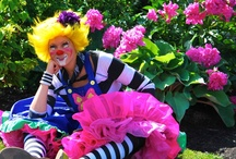clowning around :o)  / International award winning entertainer specializing in face painting, balloon art and magic for corporate and private events anywhere in the universe! ... But mostly southern ontario :o)
