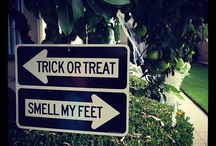 Halloween Inspiration / Some pictures, interior and exterior decorations, creepy things and Halloween toys. Also some movie posters and vintage Halloween stuff. Creepy plants, plants and furniture.