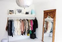 Clothing rack inspiration