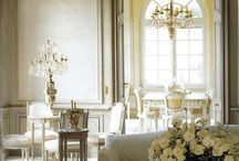 French Chateau / French interior