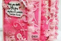 Breast Cancer Cards / by Ann Marie Robalik