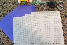 Montessori maths
