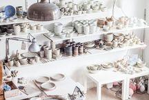 ceramic studios