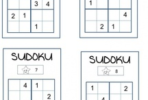 KIDS - SUDOKU & OTHER GAMES