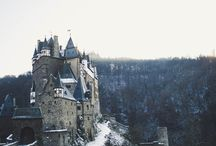 Burg Eltz / Burg Eltz castle in Germany