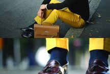Men's Style  / by Jade Rumminger