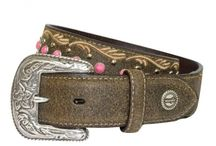 Rodeo Queen / Add some bling to your outfit.