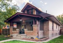 Denver Bungalows / Bungalows in the Denver Metro area that I have listed and sold