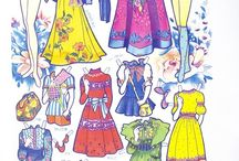 Kisekae -dress up paper doll-