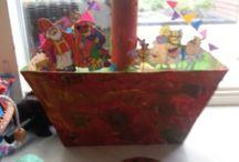 Feestdagen knutsels Kinderen / #kids #craft #kinderen #knutselen #holliday