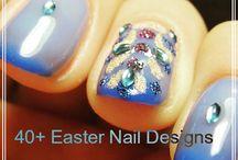 Easter Nails | Spring Nails 2018