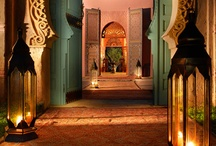 """Arabian Nights"" Inspiration / From fairy tale to reality..."