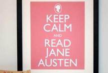 Austen / Austenbilder inför Austenhelgen på www.fiktiviteter.se 30/3 2013