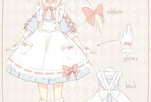 anime fashion
