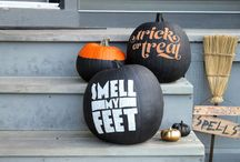 Project: Halloween oddities