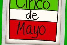 CINCO DE MAYO / 5TH OF MAY