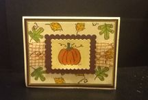 Fall Whimsy Card Ideas / by Laurie Graham: Avon Rep