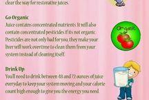 juice detox info