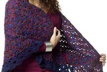 Crochet shawls / by Libby Graham-Metz