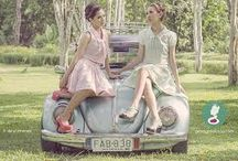Vintage and all things pastel!  /  Vintage and all things pastel!  / by Heidi Peralta