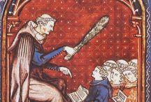 scuola nel medioevo