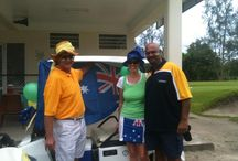 Fun Events / Australia Day - Festivities with Members from all parts of the globe.