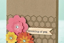 Cards: Thinking of You / by Julia @ It's Always Ruetten