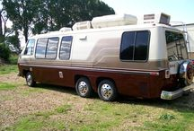 Motorhomes / by RV Steals and Deals