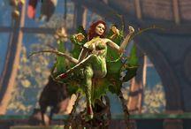 Injustice 2 Ivy
