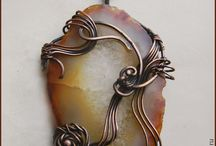 Wire Wrapping / Jewellery