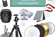 12 MUST HAVE TOOLS FOR PHOTOGRAPHY