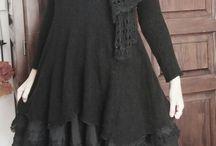 Black Layering  Mori