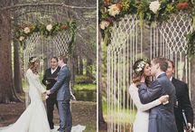wedding backdrops diy