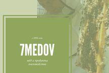 7MEDOV / Мед и продукты пчеловодства, с 1995 года. Восточный Казахстан, Зыряновск.