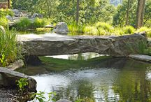 Bassins / bassins - pieces d'eau - pools - water pond