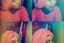 happy hijab / hijab is my life