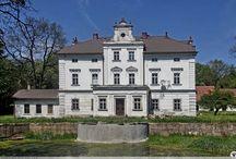 Przeździedza - Pałac