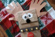 Christmas crafts school fair