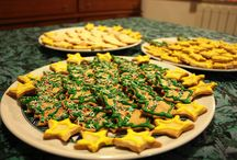 Christmas Food and Deco / What a delicious and funny Christmas time