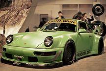 Porsche / 911 rwb