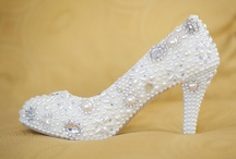 Bridal Shoes & Shoe Clips / by Etsy Bridal