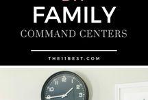 Command Centre Design