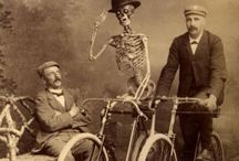 Victorian Cyclists