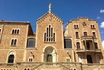 Real Santuario de San José de la Montaña. / Único Santuario de la ciudad de Barcelona construido por el trabajo y la fe de Beata Petra de San José.